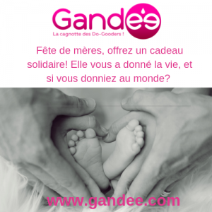 cagnotte solidaire Gandee